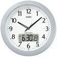 【送料無料】 カシオ 電波掛け時計 IC-900FLJ-8JF