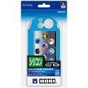HORI Newシリコンカバー for PlayStaion Vita アクアブルー【PSV(PCH