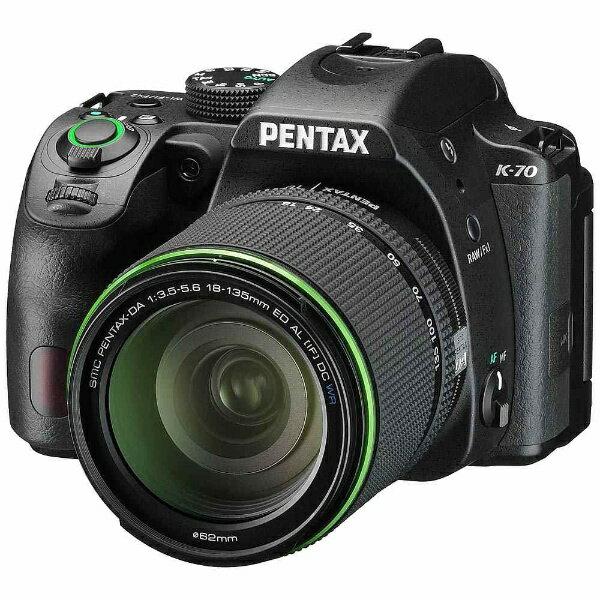 デジタル一眼レフカメラ「PENTAX K-70」