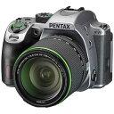 【送料無料】 ペンタックス PENTAX K-70【18-135WR レンズキット】(シルキーシルバー)/デジタル一眼レフカメラ