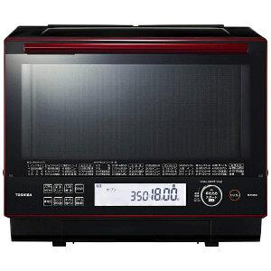 【送料無料】 東芝 加熱水蒸気オーブンレンジ 「石窯ドーム」 (30L) ER-PD5000-R グランレッド[ERPD5000R]