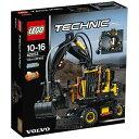【送料無料】 レゴジャパン LEGO(レゴ) 42053 テクニック Volvo EW160E 【代金引換配送不可】の画像