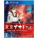 【送料無料】 日本ファルコム 東亰ザナドゥeX+【PS4ゲームソフト】