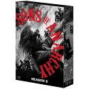 【送料無料】 20世紀フォックス サンズ・オブ・アナーキー シーズン3 DVDコレクターズBOX 【DVD】