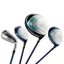 【送料無料】 ミズノ レディース ゴルフクラブ ZEPHYR 7本セット《ゼファーオリジナル カーボンシャフト+ヘッドカバー付》L