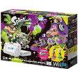 【送料無料】 任天堂 Wii U スプラトゥーン セット(amiibo アオリ・ホタル付き)