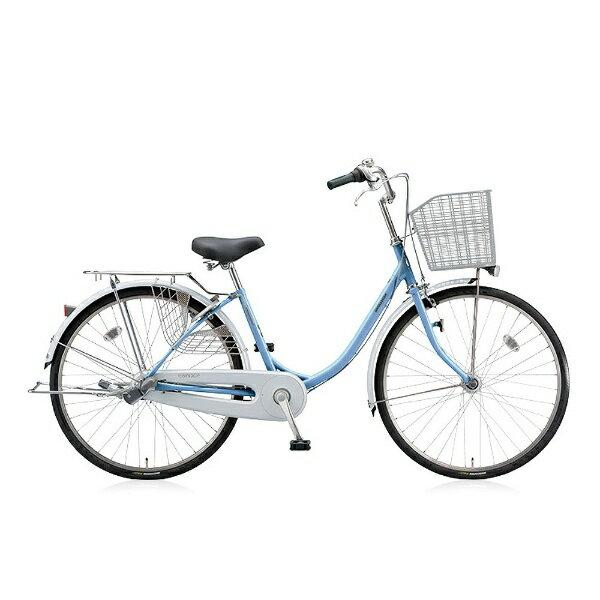 【送料無料】 ブリヂストン 26型 自転車 エブリッジU(M.ライトブルー/内装3段変速) EBU63T【2016年/点灯虫モデル】【組立商品につき返品】 【配送】