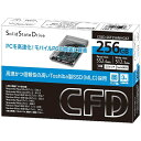 【送料無料】 CFD 2.5インチSATA接続SSD CSSD-S6T256NHG6Z(256GB)