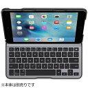 【送料無料】 BELKIN iPad mini 4用 QODE Ultimate Liteキーボードケース ブラック F5L191QEBLK
