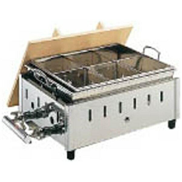 【送料無料】 兼光産業 【業務用】 18-8湯煎式おでん鍋 OY-13 尺3寸 12・13A <EOD2102> 信頼性の高い品質