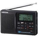 オーム電機 OHM ELECTRIC RAD-S600N 携帯ラジオ AudioComm [AM/F...