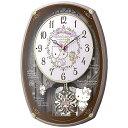 リズム時計 RHYTHM 電波からくり時計 「ハローキティM540」 4MN540MB13...