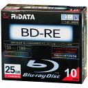 �����륢�� Ͽ���� BD-RE 1-2��® 25GB 10��ڥ������åȥץ���б��� BDRE130PW2X10PSCC
