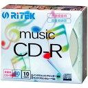 �����륢����RI CDRMU80.10PC ������CD-R �ۥ磻�� [10�� /700MG /�������åȥץ���б�]