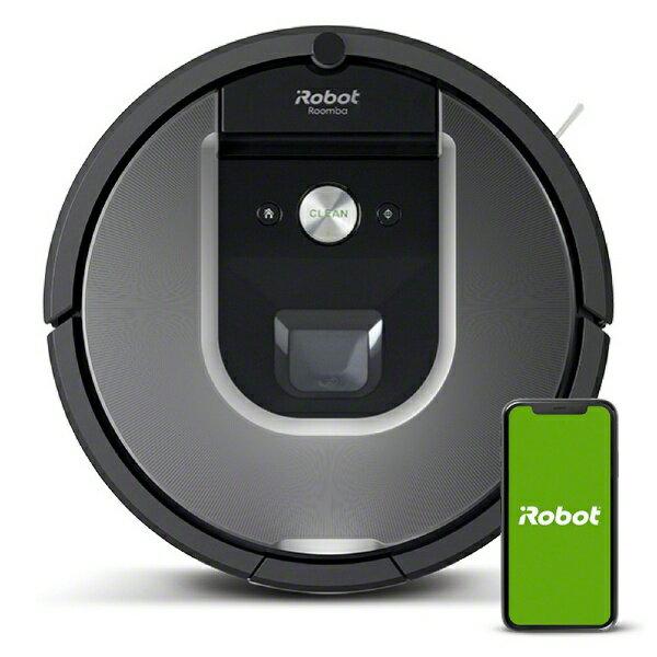 iRobot アイロボット 【国内正規品】 ロボット掃除機 「ルンバ」 960[ Roomba 960 R960060 お掃除ロボット ]