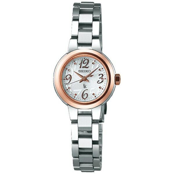 【送料無料】 セイコー [ソーラー時計]ルキア(LUKIA) 「コンフォテックス仕様モデル」 SSVR126【日本製】 【セイコー 腕時計革ベルト】