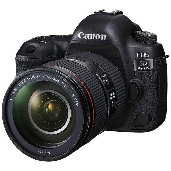 デジタル一眼レフ「EOS 5D Mark IV」