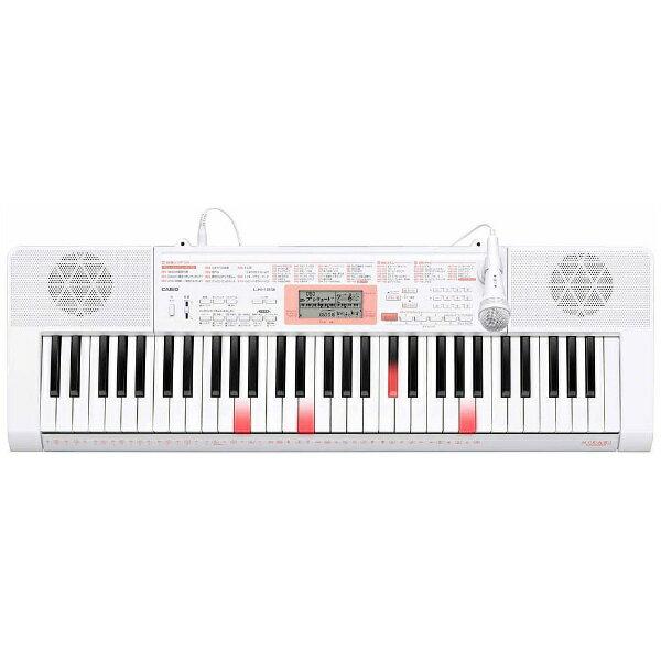 【送料無料】 カシオ 光ナビゲーションキーボード(61鍵盤) LK-123
