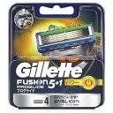 ジレット Gillette Gillette(ジレット) フュージョン 5+1 プログライド フレックスボール パワー 替刃 4個入 〔ひげそり〕