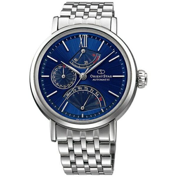 【送料無料】 オリエント時計 オリエントスター(Orient Star) 「クラシック レトログラード」 WZ0091DE