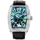 【送料無料】 ディンクス 腕時計 ご当地三浦 宮城県「片眼で見ても素晴らしいモデル」 FM04NK-MYGBK