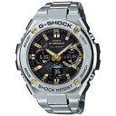 【送料無料】 カシオ G-SHOCK(G-ショック) 「G-STEEL(Gスチール)MULTI BAND 6」 GST-W110D-1A9JF