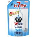 P&G ピーアンドジー JOY(ジョイ)W除菌コンパクト つめかえ用 超特大 1065ml〔食器用洗剤〕