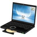【あす楽対象】【送料無料】 パナソニック 12.1型ノートPC Let's note SZシリーズ [Office Premium付き・Win10 Pro・Core i7・SSD256GB・メモリ8GB] CF-SZ6FFMQR (2016年秋冬モデル)
