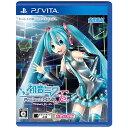 セガゲームス 初音ミク -Project DIVA- F 2nd お買い得版【PS Vitaゲームソフト】