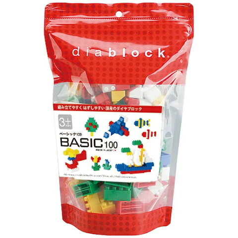 カワダ ダイヤブロック DBB-06 BASIC 100