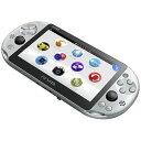 【送料無料】 ソニーインタラクティブエンタテインメント PlayStation Vita (プレイステーション ヴィータ) Wi-Fiモデル PCH-2000 シルバー ゲーム機本体