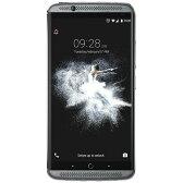 【あす楽対象】【送料無料】 ZTE AXON7 クオーツグレー Android M・5.5型・メモリ/ストレージ:4GB/64GB nano×2 SIMフリースマートフォン