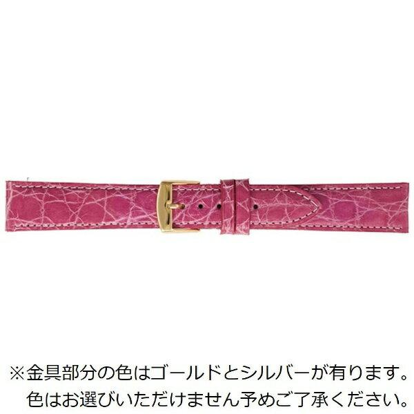 【送料無料】 バンビ エルセ カイマンクロコ 12mm(ピンク)SW0001PI