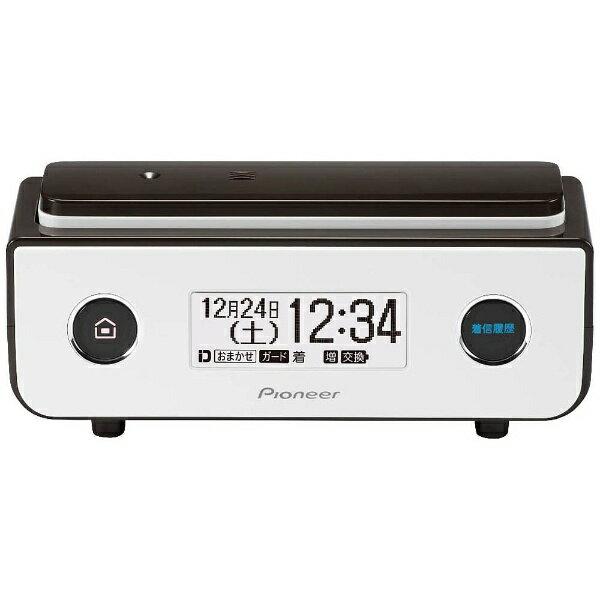 パイオニア TF-FD35S 電話機 ビターブラウン [子機なし /コードレス][TFFD35SBR]