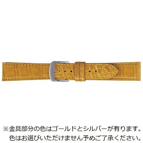 【送料無料】 バンビ 紳士用クロコダイル[シャイニング](ウェルダー) BWA005YP イエロー 【松下まち】