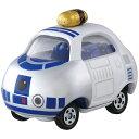 【2016年11月上旬発売】 タカラトミー トミカ スター・ウォーズ スター・カーズ ツムツム R2-D2 ツムトップ