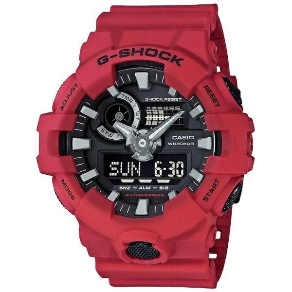 【送料無料】 カシオ G-SHOCK(G-ショック) GA-700-4AJF
