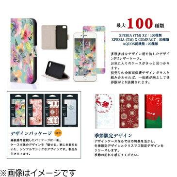 MSソリューションズ Xperia X Compact用 デザインケース Design + フォト ナイト LEPLUS LP-XPXCLD024