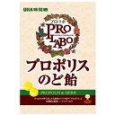 UHA味覚糖 プロラボ プロポリスのど飴 55g