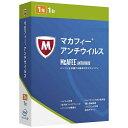 マカフィー McAfee 〔Win/Mac版〕 マカフィーアンチウイルス (1年・1台) MAB17JMB1RAA