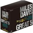 【2017年12月10日発売】 【送料無料】 エソテリック スーパーオーディオCD MILES DAVIS GREAT 5 ESSS-90154-58【限定4000セット】