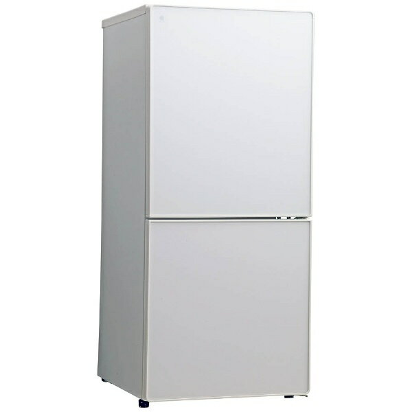 【標準設置費込み】 ユーイング UING 【5%OFFクーポン配布中! 10/09 23:59まで】UR-FG110J-W 冷蔵庫 パールホワイト [2ドア /右開きタイプ /110L]