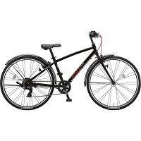 【送料無料】 ブリヂストン 24型 子供用自転車 シュライン(E.Xブラック/7段変速)SHL47【2017年モデル】【組立商品につき返品不可】 【代金引換配送不可】の画像