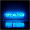 【送料無料】 ユニバーサルミュージック back number/アンコール 初回限定盤B(Blu-ray Disc付) 【CD】