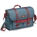 【送料無料】 ナショナルジオグラフィック 中型メッセンジャーバッグ(ブルー×バーガンディー) NG AU 2450