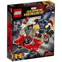 レゴジャパン LEGO(レゴ) 76077 スーパー・ヒーローズ アイアンマン:デトロイト・スティールの攻撃