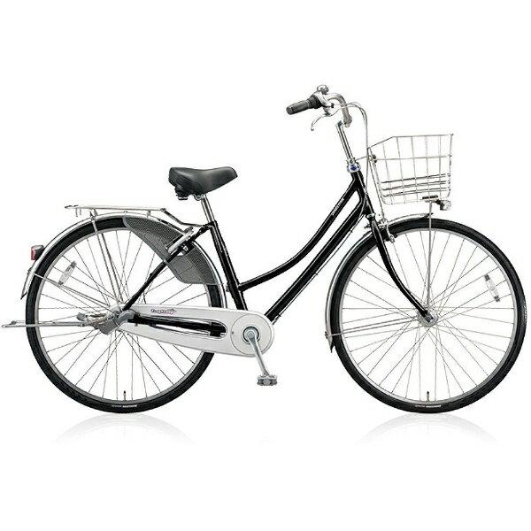 【送料無料】 ブリヂストン BRIDGESTONE 27型 自転車 タフループ(E.Xブラック/3段変速) TF7TP【2017年モデル】【組立商品につき返品】 【配送】