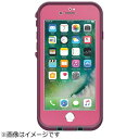 CASEPLAY iPhone 7 Plus用 fre case ピンク LIFEPROOF
