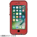 CASEPLAY iPhone 7用 fre case レッド LIFEPROOF