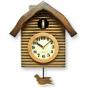 【送料無料】 さんてる からくり時計 「手作り鳩時計」 QL...